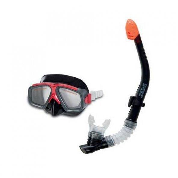 İntex 55949 Şnorkel Set ( Maske ve Şnorkel) - Snorkel - Yüzücü Gözlüğü Maske  ve Şnorkel Seti - PttAVM.com